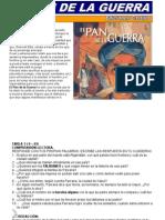 EL PAN DE LA GUERRA.