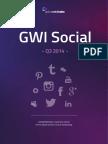 GWI Social Report Q3 2014