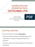 Manajemen Asuhan Keperawatan Dengan Osteomielitis FREE