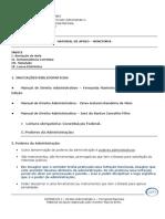 Material de Apoio - Direito Administrativo - Fernanda Marinela - Aula 07