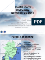NWS Philadelphia Briefing