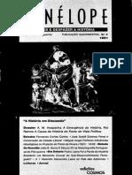 Hespanha, A. M. a Emergência Da História.