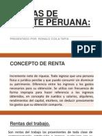 RENTAS DE FUENTE PERUANA.pptx