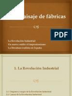 Un paisaje de fábricas