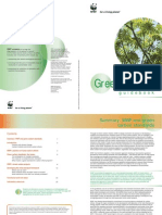 Green Carbon Guidebook
