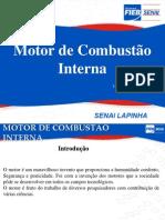 Slides de Motor de Combustão Interna
