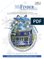 Nova Scotia Home Finder South Shore December 2014 Issue
