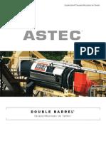 Astec Double Barrel Spanish