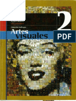 Artes Visuales. II Bloque 1 Libro