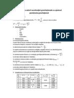 Determinarea Valorii Acceleratiei Gravitationale Cu Ajutorul Pendulului Gravitationale (1)