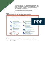 Cómo Habilitar El.net Framework 3.5 en Windows 8 en Modo Sin Conexión