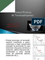 Primul Principiu Al Termodinamici (Schiopu Lilia)