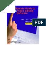 Free Video Editing