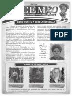 Jornal - CEM - Escola Professora Terezinha Barroso Hardy