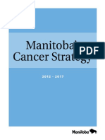 Manitoba Cancer Strategy