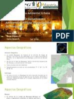 Gestion Ambiental Urbana de la Ciudad de Moquegua