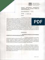 Resolución SMA caso Tecnorec