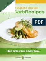 Low Carb Diabetic Recipes