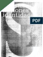 Grimson A_Introduccion_Fronteras Politicas Versus Fronteras Culturales