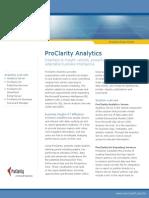 ProClarity Analytics