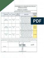 Programación Mantenimiento 2014-Medicina