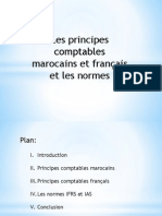 normes internationales et comptabilite
