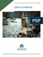 My Wilderness Campfire Cookbook