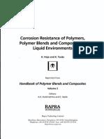 Topik 9 - Corrosion Resistance of Composites
