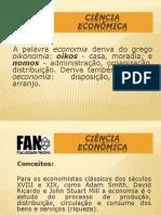 Aulas Elementos de Economia