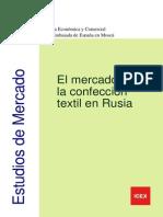 El Mercado de Las Confecciones Textiles en Rusia - ICEX