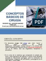 1ra Clase Cirugia-UNH.obst.