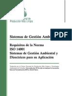 Cartilla ISO 14000