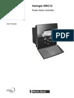 Manual Varlogic NRC12