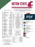 11-27!28!29-14 Great Alaska Shootout Notes