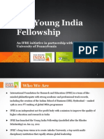 Young India Fellowship 2012