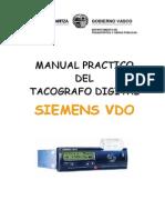 Manual Tacografo Digital Siemensa