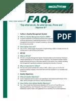 CQ FAQs