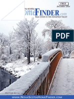 Nova Scotia Home Finder Annapolis Valley Edition December 2014