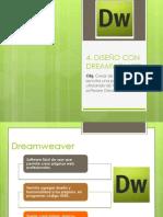 4. Diseño Con Dreamweaver