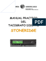 Manual Tacografo Digital Stoneridge