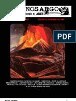 Número XVIII de Revista Cinosargo -edición de noviembre del 2009