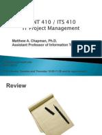 Chapter+4 IT Project Management marine