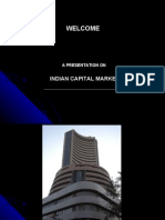 Domain Knowledge- Indian Capital Market