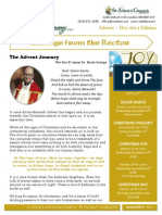 "St. Aidan's ""By the Way"" Newsletter"