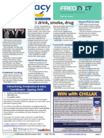 Pharmacy Daily for Wed 26 Nov 2014 - 40% drink, smoke, drug, Consumer complaints, Guild awards, Health, Beauty and New Products, and much more