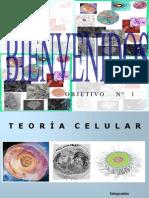 Clase Expositiva de La Teoria Celular