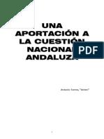 Antonio Torres - Una Aportación a La Cuestión Nacional Andaluza