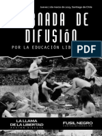 Jornada de Difusion