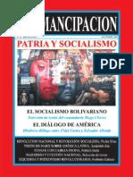 Cuadernos Para La Emancipación - Patria y Socialismo