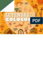 Leyendas de La Mancomunidad de Colosuca